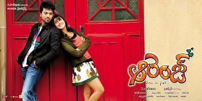 Ramcharan Orange movie wallpapers
