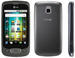 LG Optimus One Free Applications