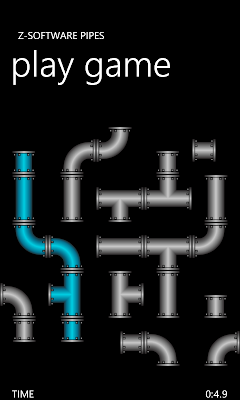 Classic Pipes Game for WP7