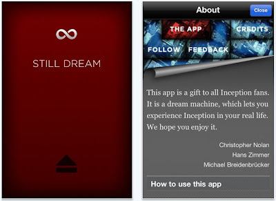 inception iPhone App