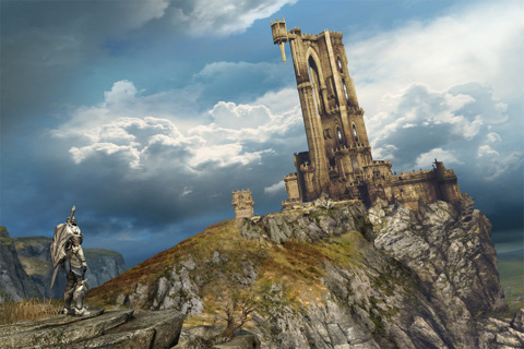 Infinity Blade iPhone game