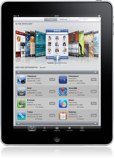iPad best apps of 2010