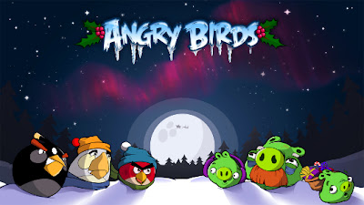 Angry Birds Seasons webOS