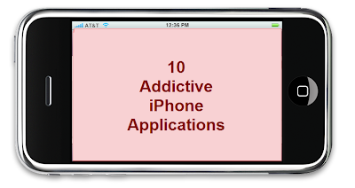 10 most addictive applications for iPhone