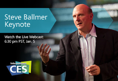 watch CES 2011 Keynote Live Streaming