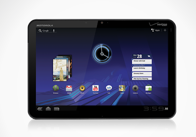 Motorola Xoom at Best Buy from Feb 17th