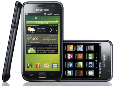 Android 2.2.1 update for Samsung Galaxy S