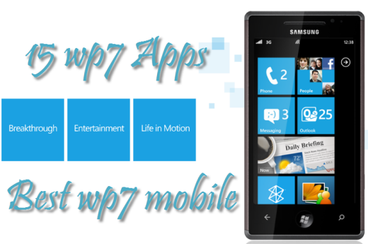 samsung omnia 7 windows phone 7 apps