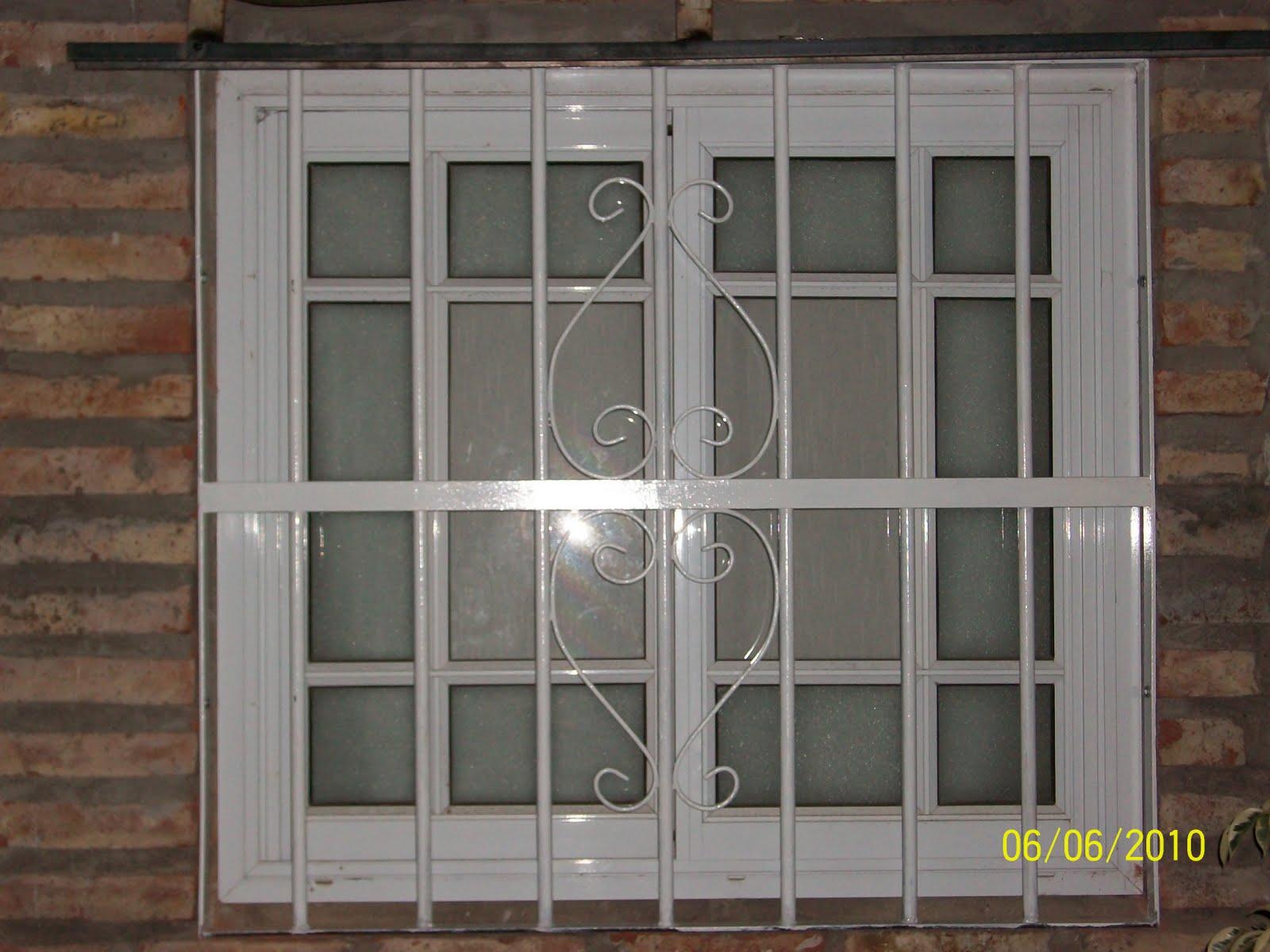 Rejas for Fabrica de puertas y ventanas en la plata