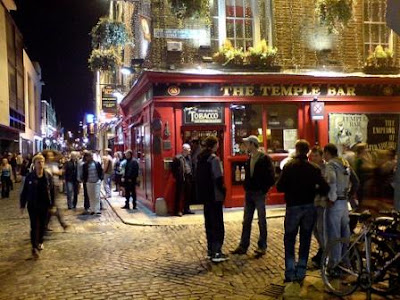 Temple Bar - Dublin, Irlanda