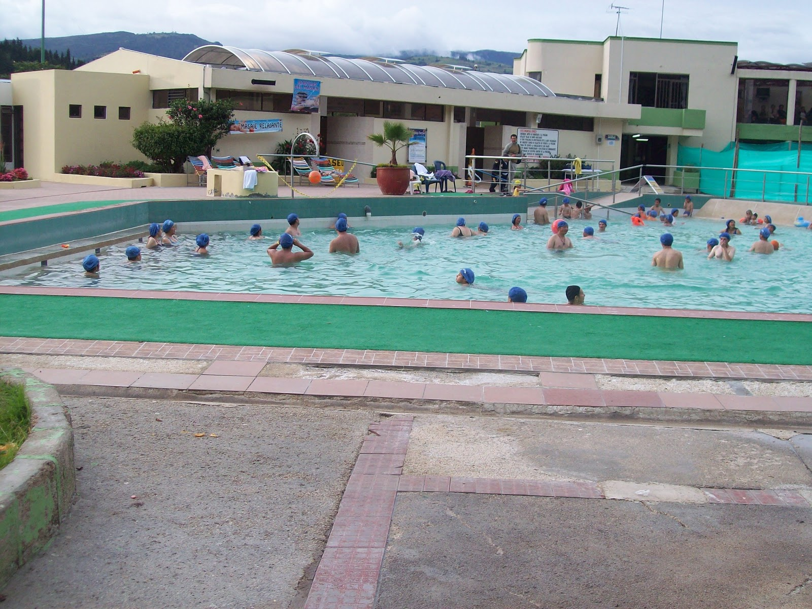 Museo virtual paipa piscinas termales for Piscinas termales