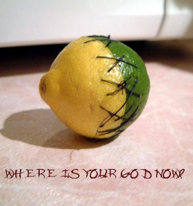 Lemon+Lime chimera - where is your God now?
