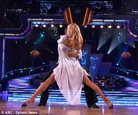 pamela anderson dancing with the stars - photo #14
