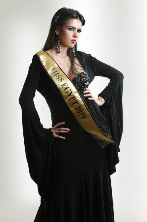 Miss Egypt 2010 Donia Hammed Coolfwdclip