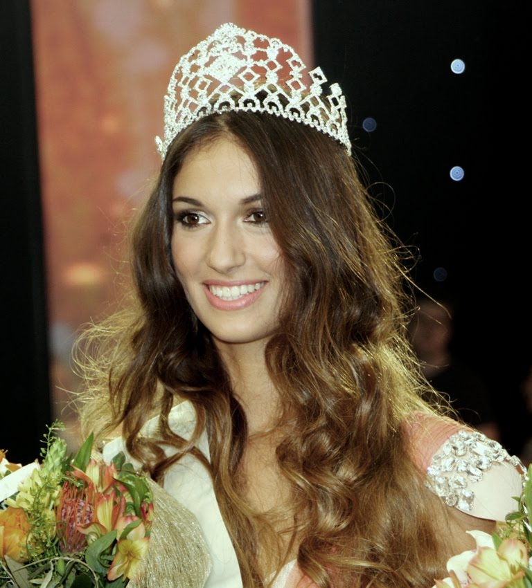 Miss Greece Universe 2010, Anna Prelevic, 20 ~ Coolfwdclip