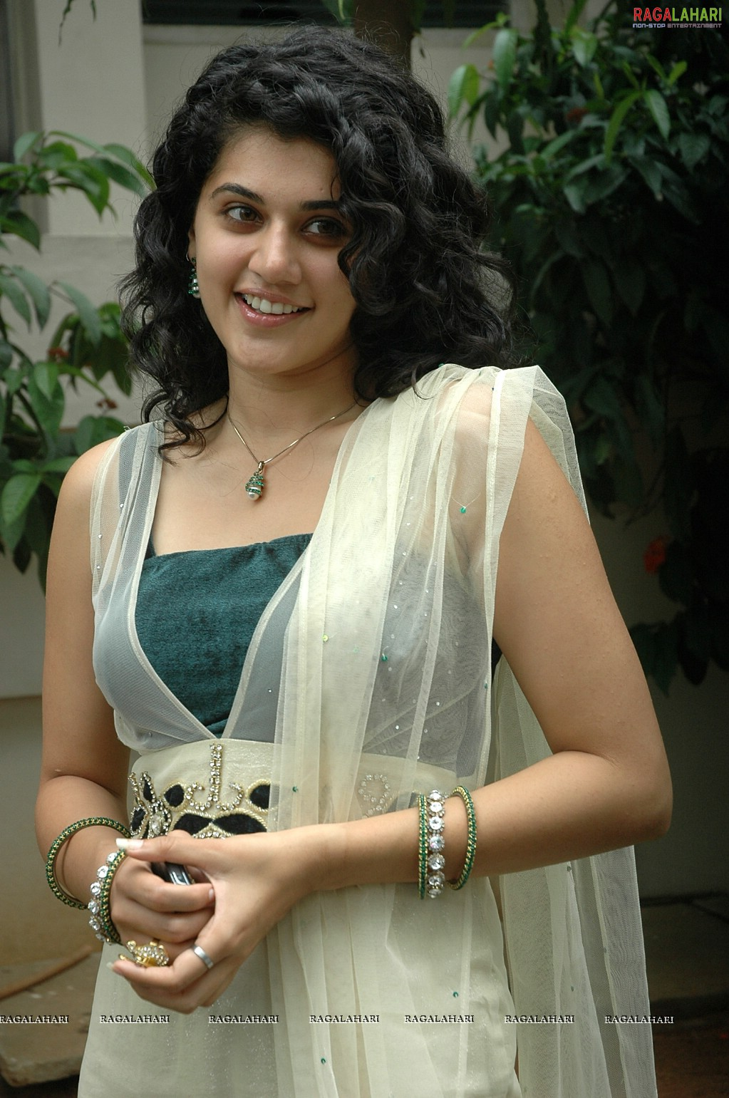 cute photos: Tapsee at Nene ambani audio release photos