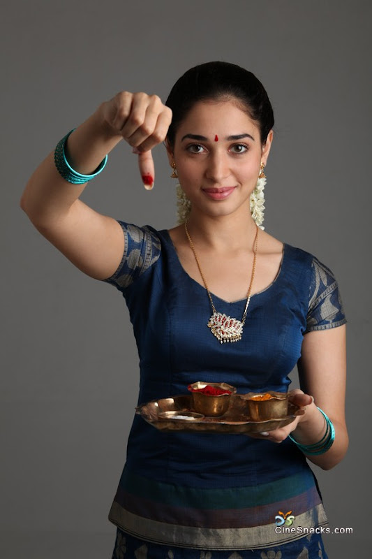 Tamanna in Vengai movie new photos glamour images