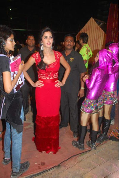 katrina kaif promoting tees maar khan at zee rishtey awards photo gallery
