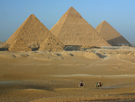 The Giza  Pyramid (Egypt)