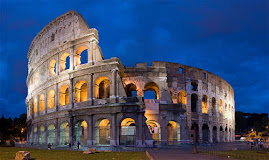 The Roman Colosseum ( Italy )