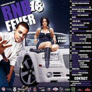 DJ Lexus & DJ Pimp - R&B Fever Vol. 18