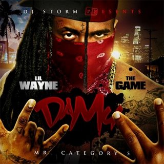 DJ Storm Lil Wayne & The Game - Damu  The Game