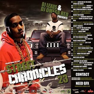 DJ Lexus & DJ Omega Red - Street Chronicles 23