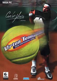 Virtua Tennis - PC Game (Excelente) Tenis