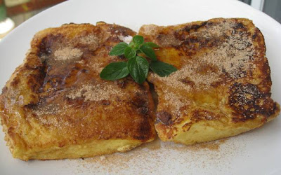 how to make french toast with italian bread