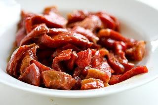 mỳ gói xào thịt bò