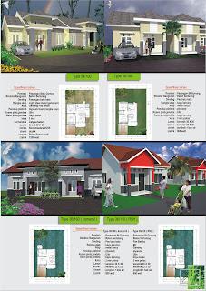 Brosur Banjarbaru Property tahap dua bagian depan