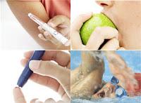 diabete-taux de sucre dans le sang