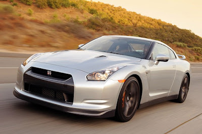 Nissan GTR 2010 modification