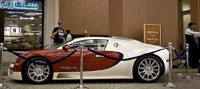 new Bugatti Veyron Pegaso 2010