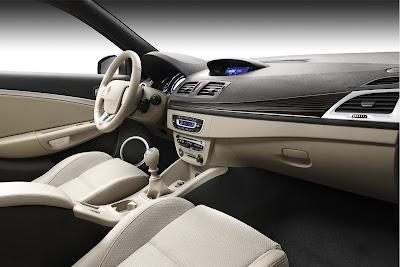 New Renault Megane 2010 desigh ellegant