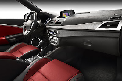 New Renault Megane 2010 good interior