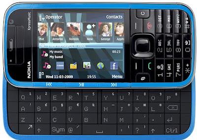 Nokia 5730 Xpress Music juooosssssss