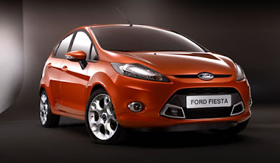 New Design Concept Ford Fiesta 2010