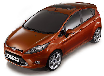 New Ford Fiesta Car Picture 2010