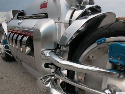 Dodge Tomahawk Fastest bike