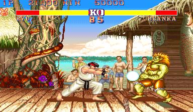 Street Fighter II' - Champion Edition (World 920313)