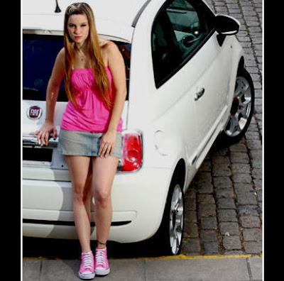 New Fiat 500 modif