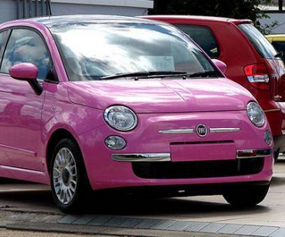 Fiat 500 Interior Pink. sobre la novedad del fiat Fiat+500+pink+interior