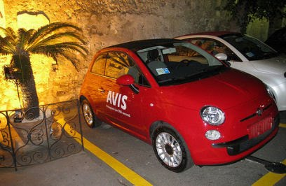 5ooblog fiat 5oo new fiat 500 avis road tour. Black Bedroom Furniture Sets. Home Design Ideas
