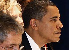 Presidente Barack Hussein Obama, então senador, 03/04/06: