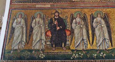 Sant'Apollinare nuovo, Ravenna, Itália