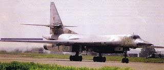 Tupolev Tu 160