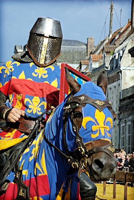 Cavaleiro medieval, Cambrai