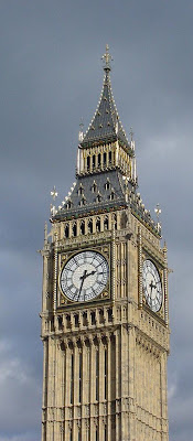 Big-Ben, de Augustus Welby Pugin