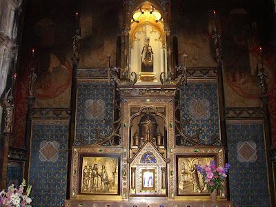 Rocamadour, imagem que resgatou muitos escravos cristãos da escravidão dos maometanos